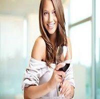 vino i devojka glavna
